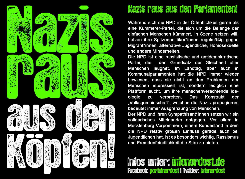 flyer_nazisrausausdenkoepfen_a6_oktober2016