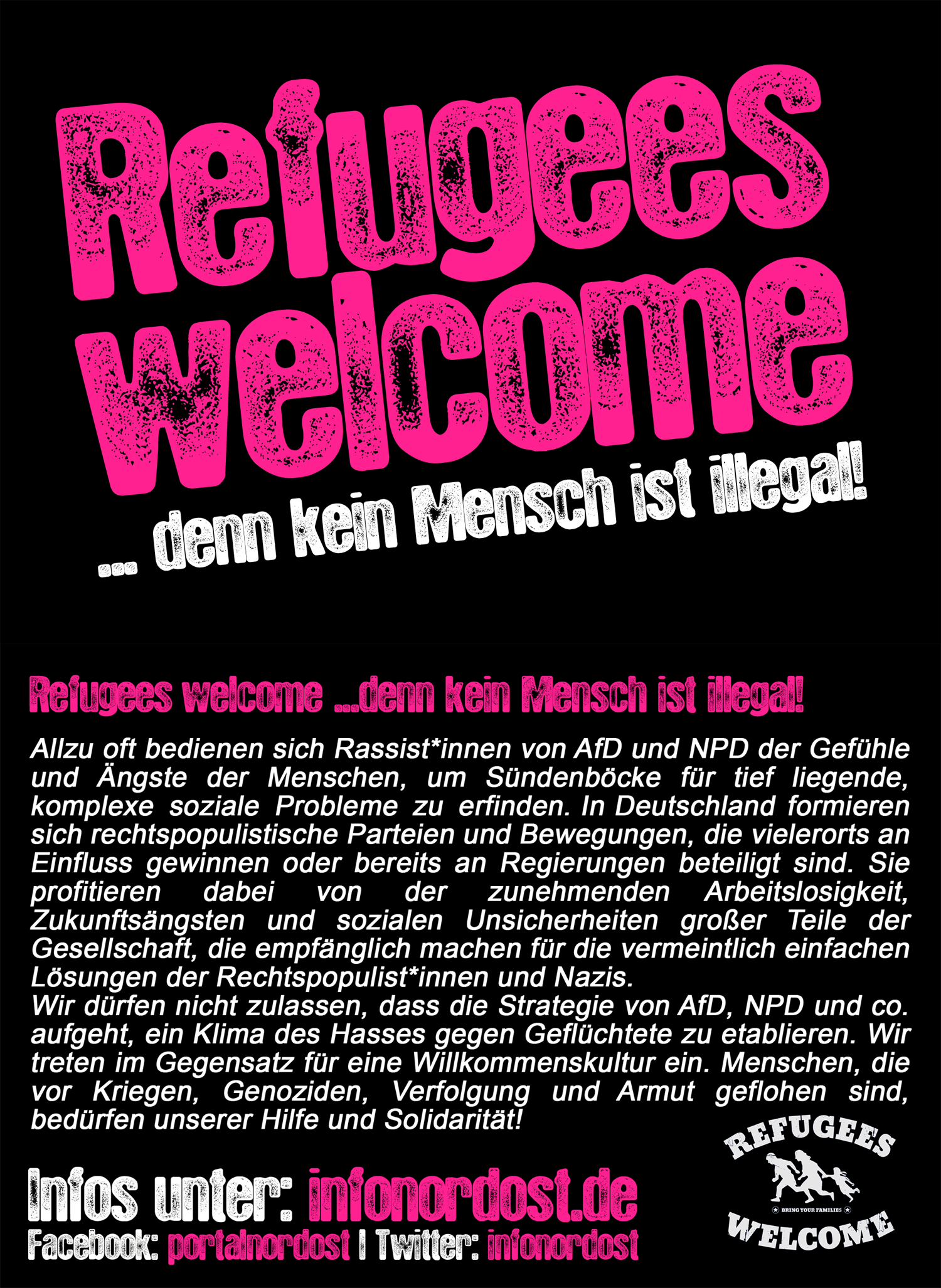 flyer_refugeeswelcome_a6_oktober2016