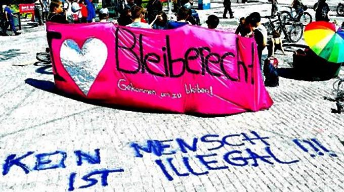 banner_kundgebung.abschiebungensindunmenschlich.31.03.17_rostock