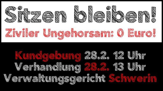 banner_KundgebungSitzenbleiben_28.02.18_Schwerin
