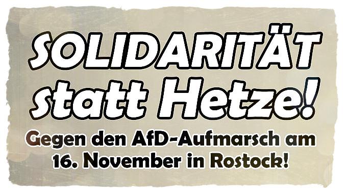 banner_solidaritaetstatthetze_16.11.2018_rostock