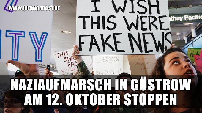 banner_naziaufmarsch_12oktober19_guestrow