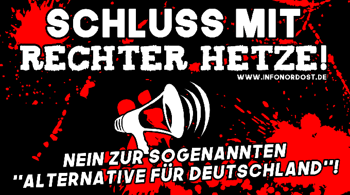 banner_schlussmitrechterhetze